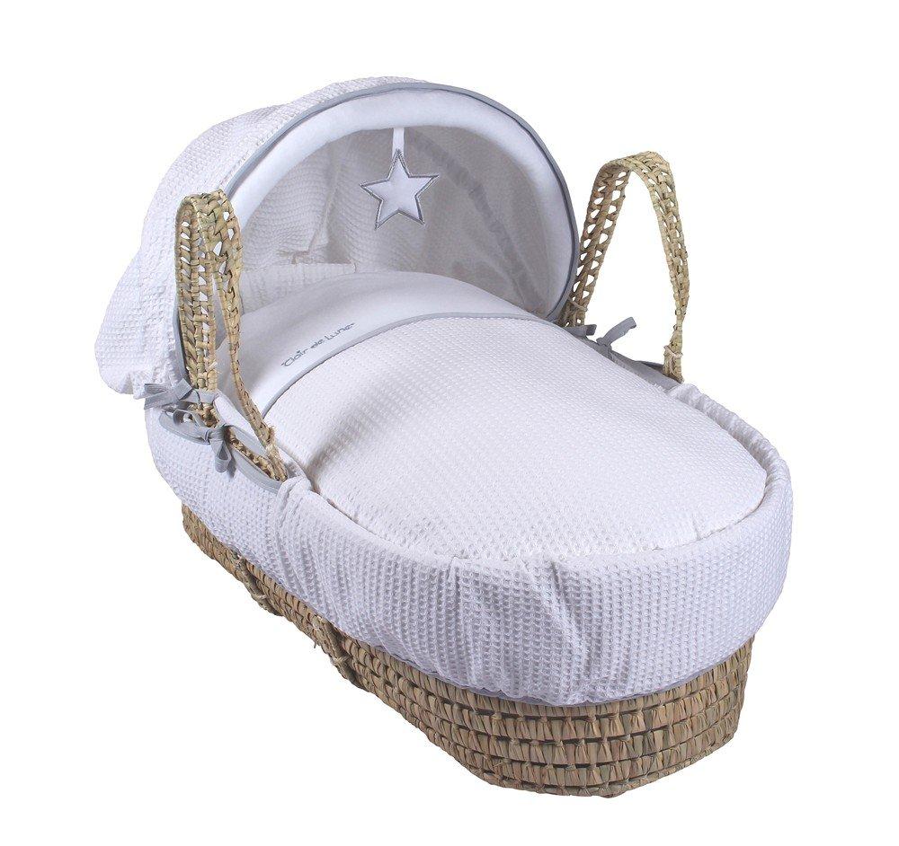 Clair de Lune Gaufre Nursing Pillow
