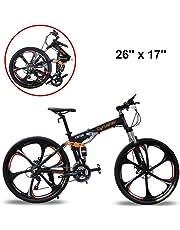 Extrbici bicicleta de montaña MTB bike FR100 bicicleta plegable 26