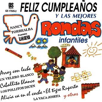 Cumpleaños feliz de Nancy Torrealba en Amazon Music - Amazon.es