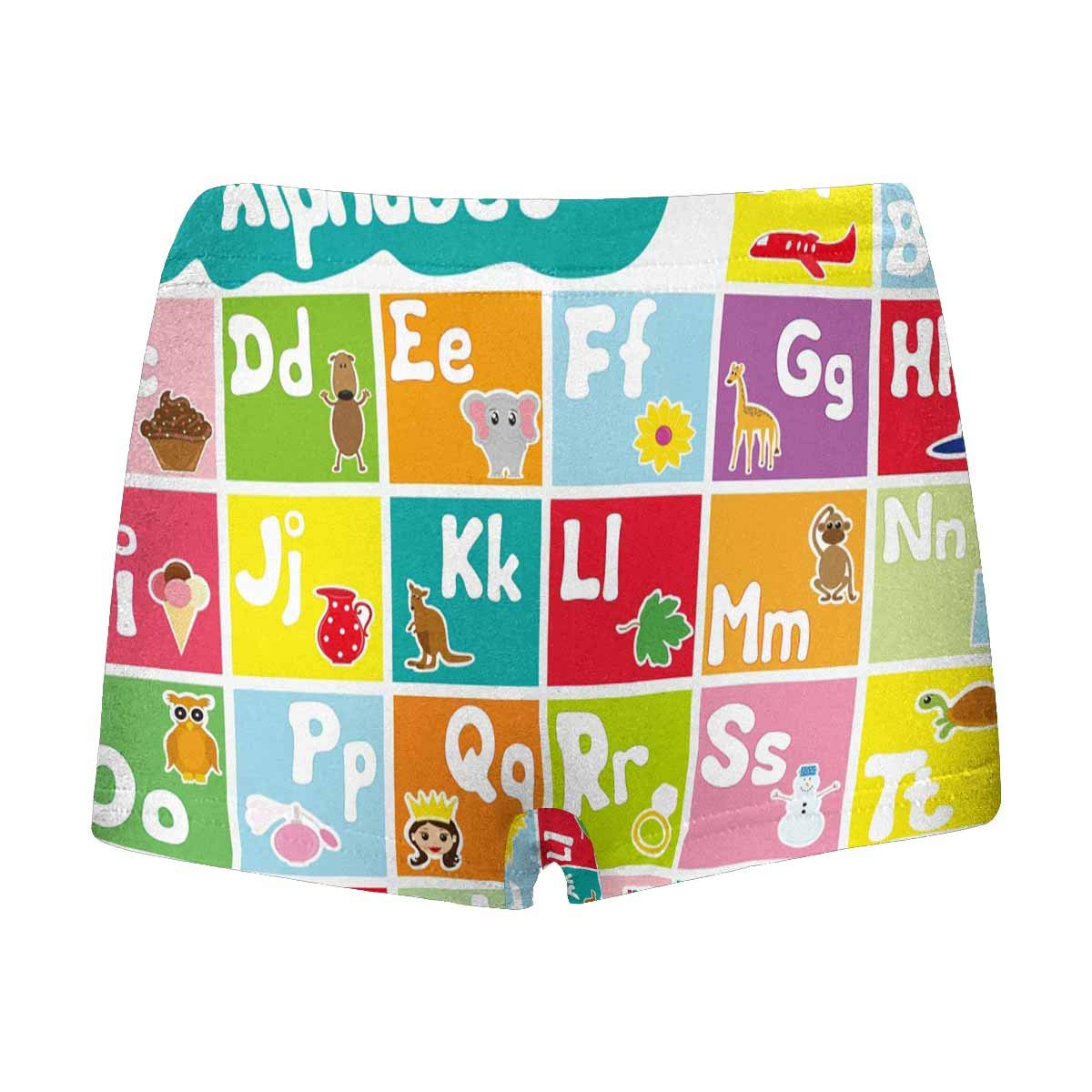 5T-2XL INTERESTPRINT Boys All Over Print Boxer Briefs