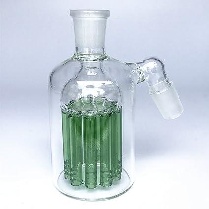 Glass Bongs - RORA Green 14 4mm And 18 8mm Joint Bong Head Glass Pipe  Filter glass water bong bubbler ash catcher bong bowls slide bowl herb  holder