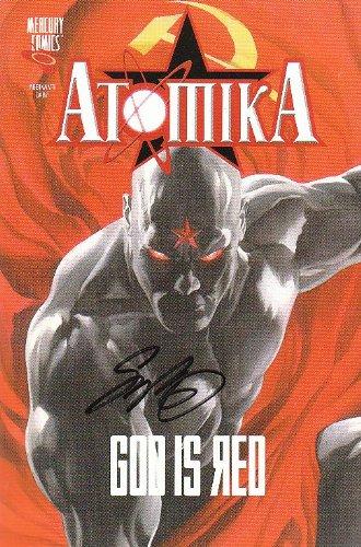 Atomika Vol 1: God Is Red pdf epub