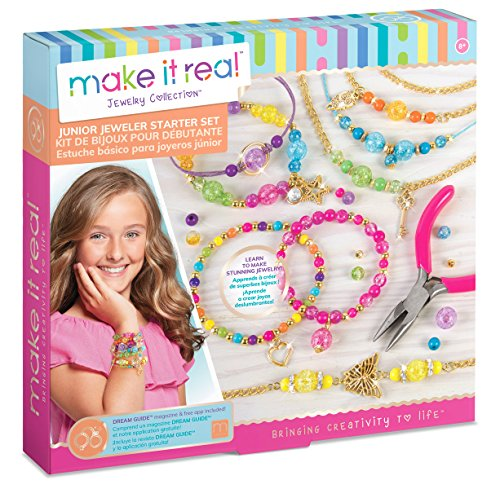Make It Real Junior Jeweler Starter Set. DIY Tween Girls Jew