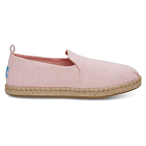 TOMS Alpargata Rope W Chaussures Pink XZy0J