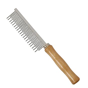 HBuir Cat Stainless Steel Comb