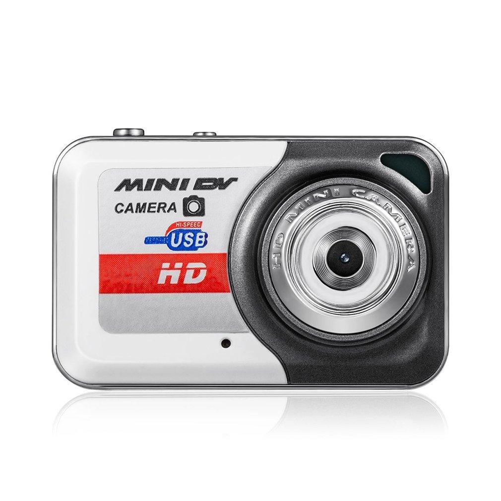 Videocamera digitale HD Ultra Portable 1280 * 1024 Mini Videocamera digitale X6 Small Cam (Colore: arancione) FairytaleMM