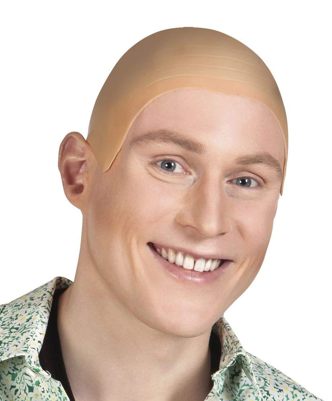 Boland 04224 látex Gorro Alopecia, los Colores: Amazon.es: Juguetes y juegos