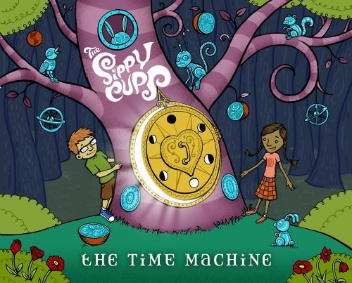 The Time Machine by Snacker Disc