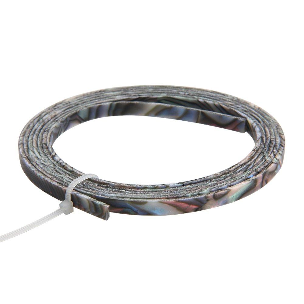 Kmise Z4850 Colorful Celluloid 5mm Width Acoustic