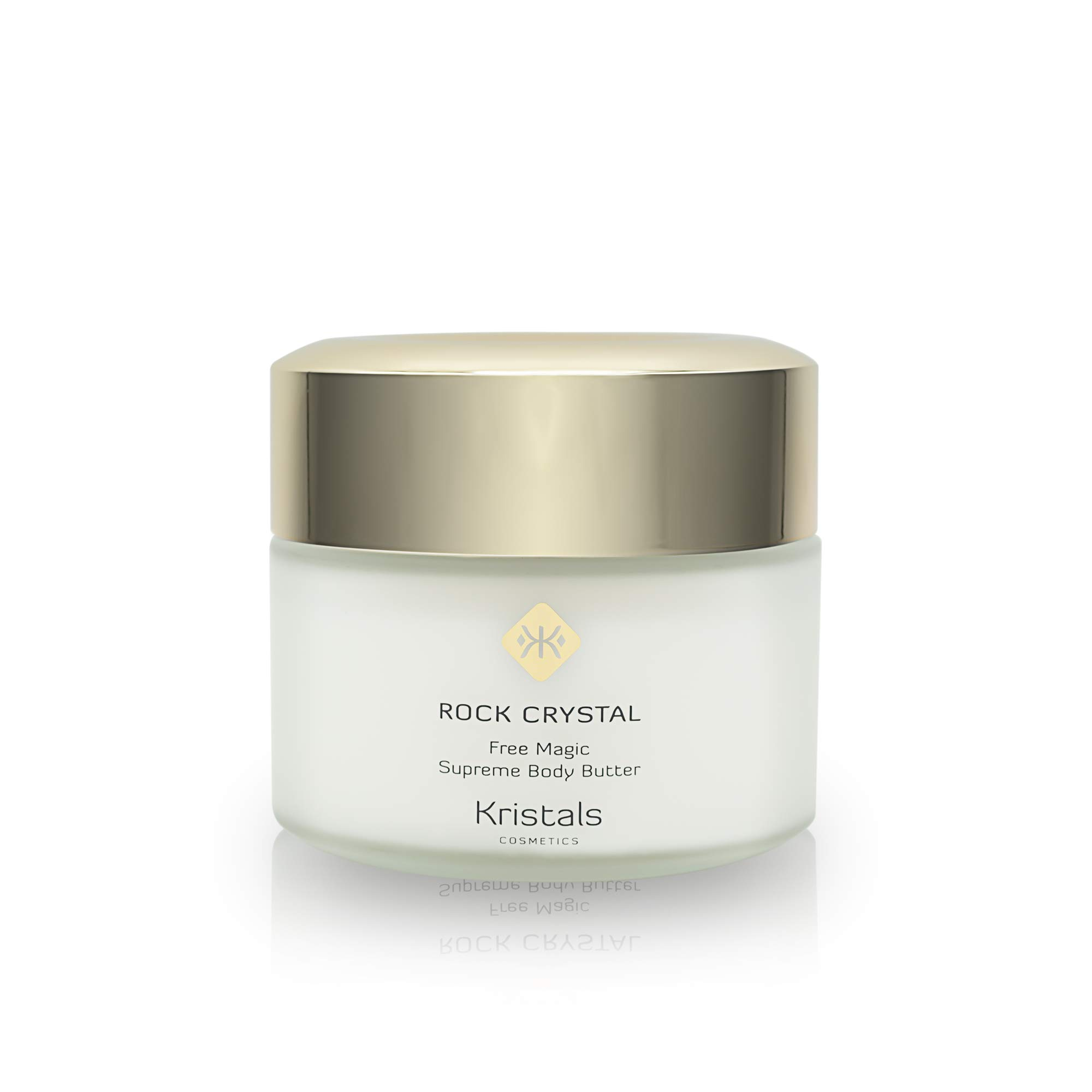 Kristals Cosmetics | Rock Crystal Free Magic Supreme Body Butter by Kristals Cosmetics (Image #1)