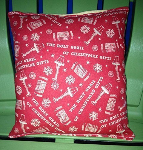 christmas story pillow classic movie handmade a christmas story pillow made usa pillow is approx 10quot - When Was Christmas Story Made