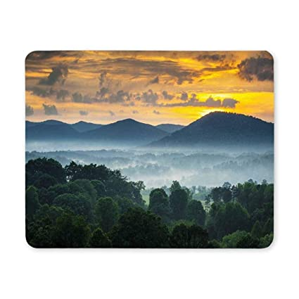 Amazon Com Gaming Mouse Pad Mouse Pad Asheville Nc Blue