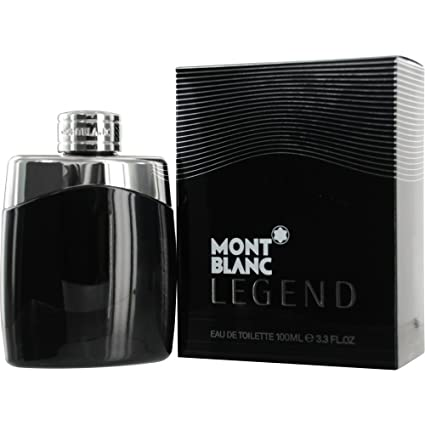 Montblanc legend para hombre de agua de colonia Spray para Él (Decoded) 100 ml