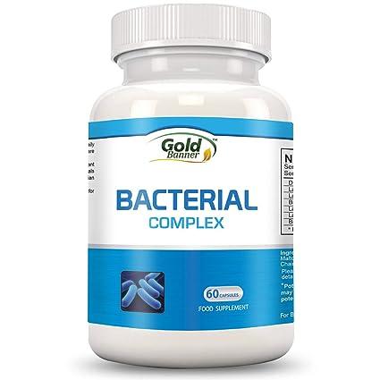 Complejo bacterianos avanzado que fomenta la flora intestinal - 60 ...