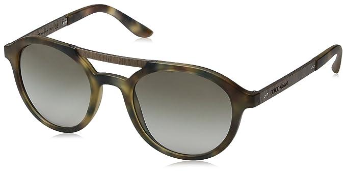 Sunglasses On Sale, Havana, 2017, one size Emporio Armani