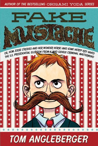 Image result for fake mustache book