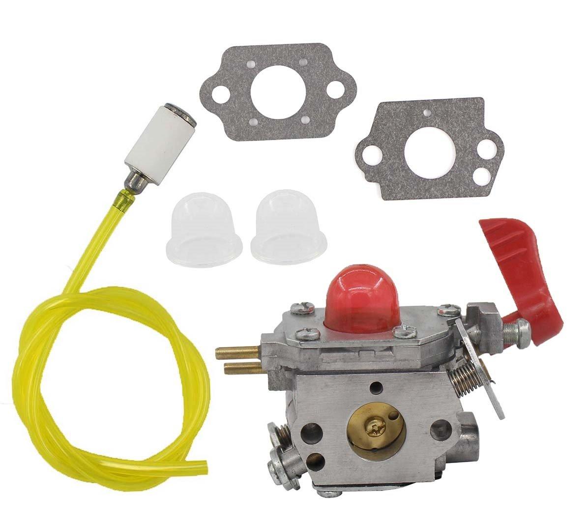 Carburetor For Poulan VS-2 BVM200FE Leaf Blower Zama C1U-W43 Craftsman Weedeater Poulan trimmer Poulan# 545081857 by MOTOKU