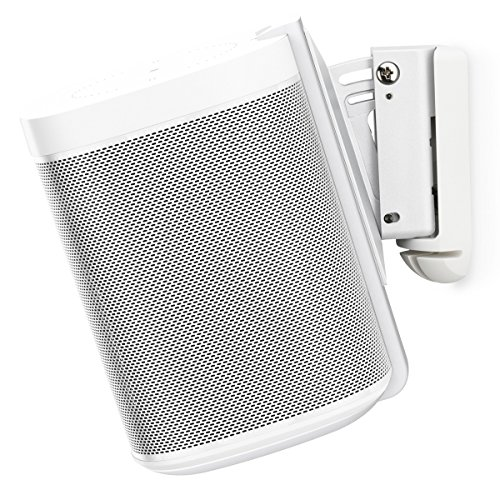 - Flexson Wall Mount for Sonos One - Each (White)