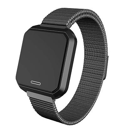 Amazon.com: Vacally - Reloj inteligente de 8 tipos de modo ...