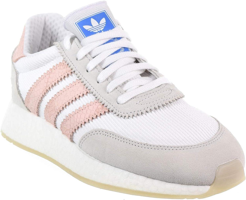 adidas Originals Women's I-5923 Running Shoe White / Ice Pink