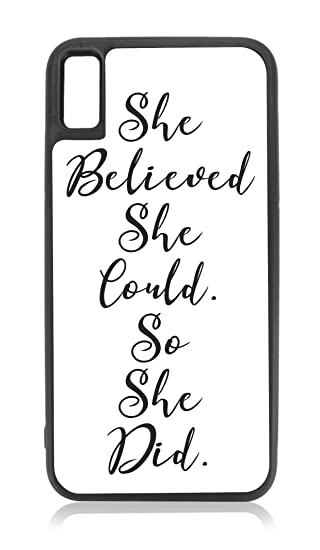 iphone xs quote case