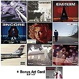 Eminem: Studio Albums 9 CD Collection