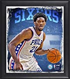 Joel Embiid Philadelphia 76ers Framed 15