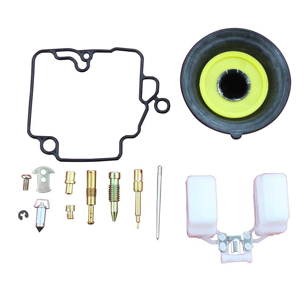 Goofit 18mm Carburetor Repair Kit For Gy6 49cc 50cc Atv 2015 Tao Engine Diagram Go Kart Scooter Automotive