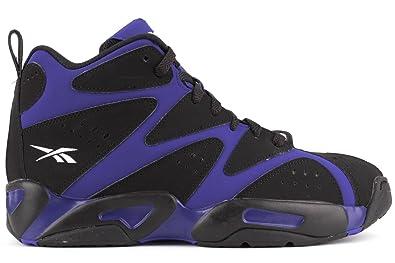 1b213b9f14faa ... buy reebok kamikaze i mid mens basketball shoes blue print black white  11 d caa24 3a3bf