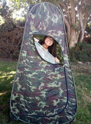 Camu Privacy Pop Up Tent