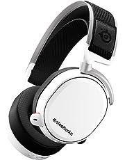 SteelSeries Arctis Pro Wireless - Auriculares de Juego inalámbricos (2,4 G y Bluetooth