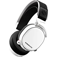 SteelSeries Arctis Pro Wireless Gaming Kulaklık- High Fidelity Audio - Bluetooth - PS4, PS5 ve PC Uyumlu - Beyaz