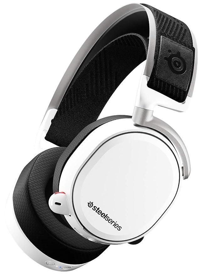 SteelSeries Arctis Pro Wireless – Drahtlos Gaming-Headset – hochauflösende Lautsprechertreiber – kombiniertes Funksystem (2,4