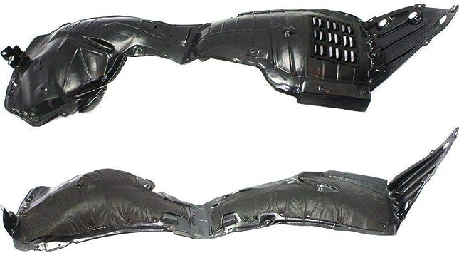 For 13 14 15 Altima Front Splash Shield Inner Fender Liner Panel Passenger Side