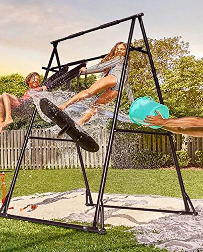 Easy to install Pull Up Fitness Pull up bar, a stand for boxing bags, swing sets, Aerial Yoga, Swing Yoga or a station for home gymnastics COURIER DELIVERY SERVICES included in the price.