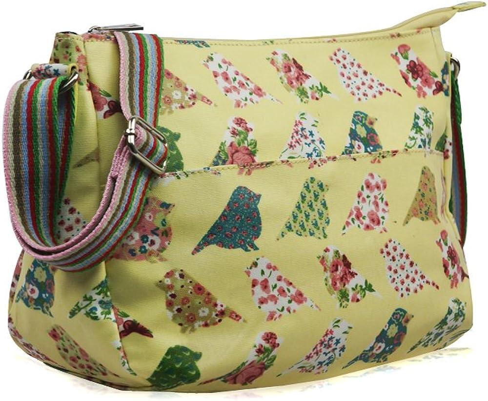 YANAIR Small Crossbody Purse Handbag Multifunction Shoulder Bag Phone Purse Girls Ladies Casual Messenger Bag Blue