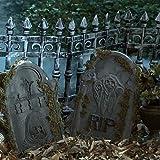 Forum Novelties Inc Cemetery Fence Multicoloured One Size