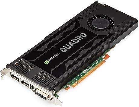 Amazon.com: NVIDIA Quadro K4000 3 GB GDDR5 Tarjeta Gráfica ...