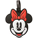 American Tourister Disney Luggage Tag, Minnie Mouse Head, One Size