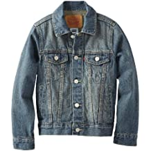Levi's Boys' Denim Trucker Jacket