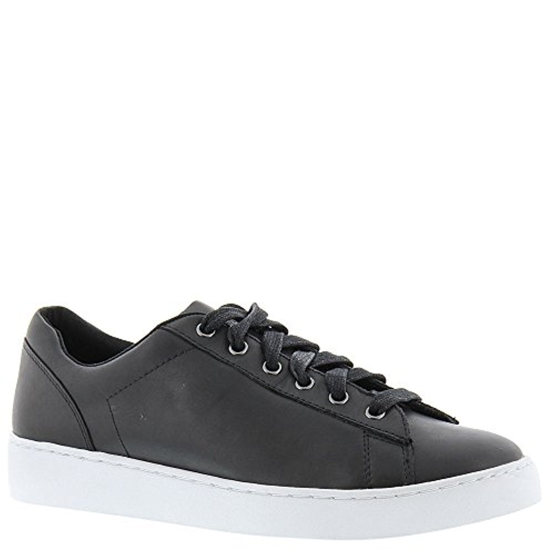 Vionic Women's Syra Casual Sneaker Black 10 / M & Travel Sunscreen Spray Bundle