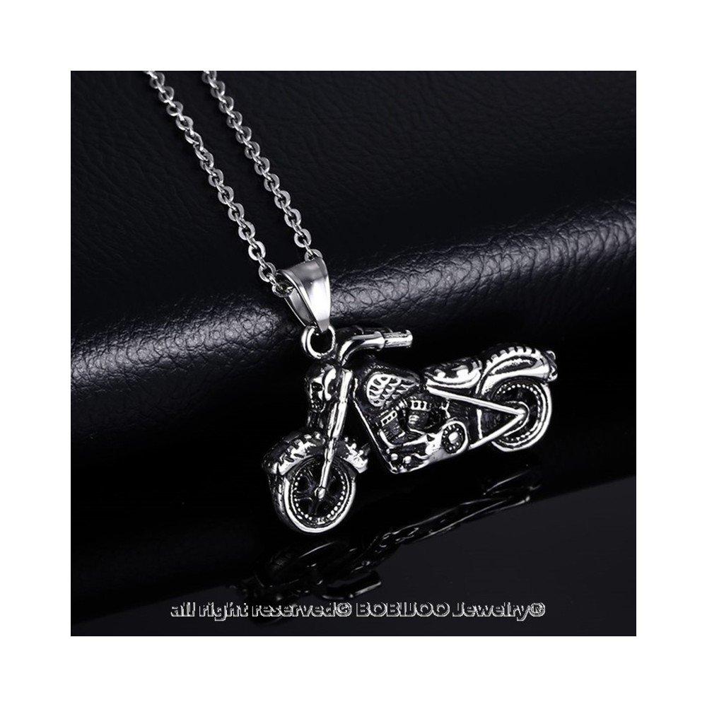 Edelstahl Leder Biker Herren Ketten Anhänger Silber Kreuz Fleur de lis Brandneu