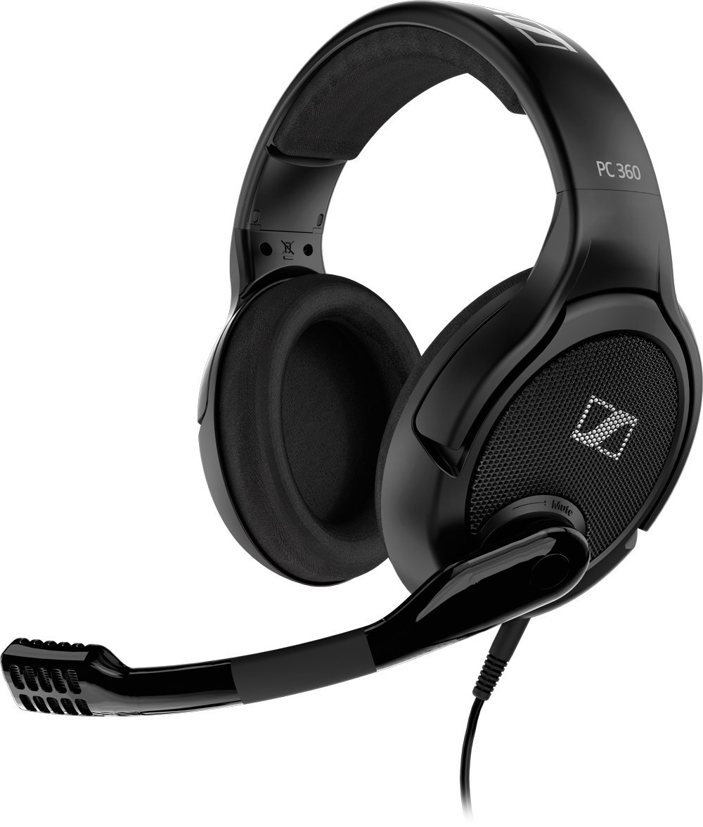 Samsung Sennheiser PC 360 Special Edition Gaming-Headset schwarz