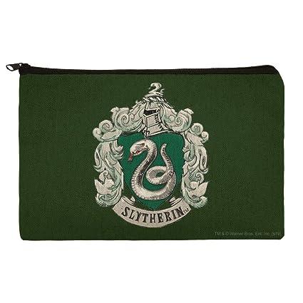 Harry Potter Slytherin - Bolsa organizadora de Maquillaje ...