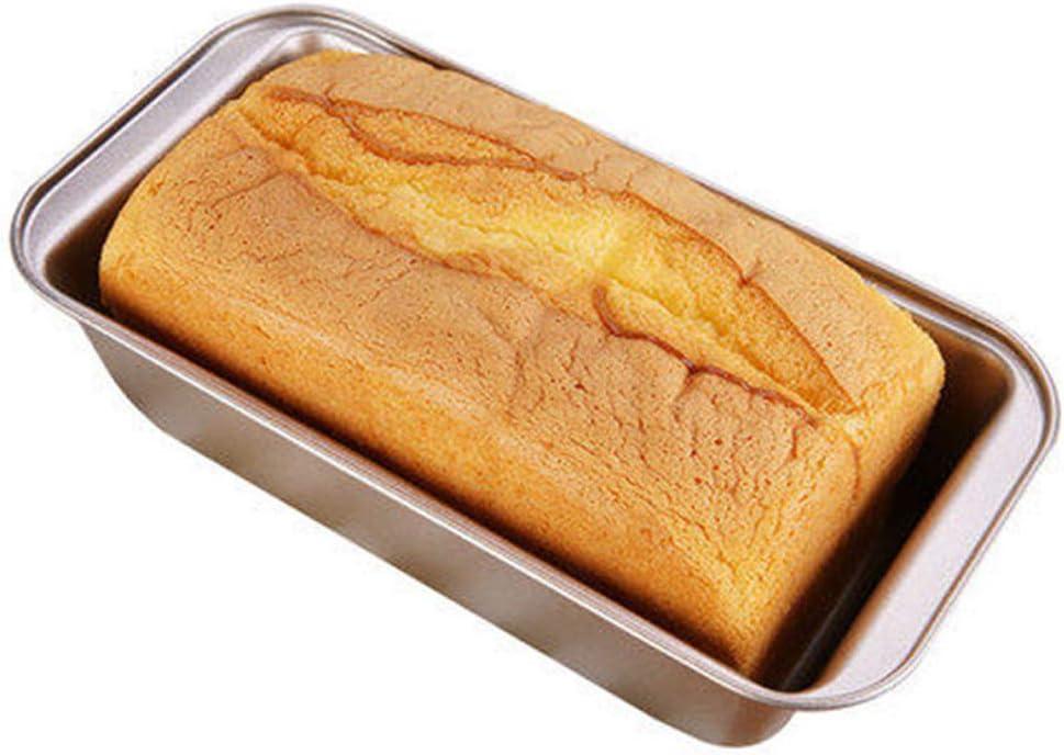 panqueques Rect/ángulo Bandeja de Tostadas Molde Pan Antiadherente Pan de Molde Pan de Molde Molde para Hornear Pasteles Molde para Hornear Pasteles Pastel de Carne Pastel panes