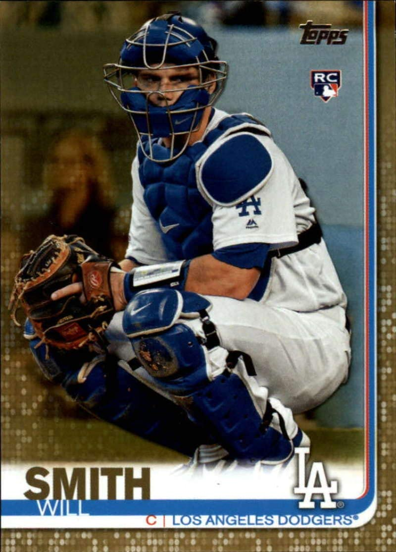 x10 WILL SMITH ALL 2017 Bowman Chrome REFRACTOR Rookie Card RC lot//set Dodgers!!