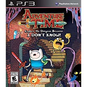 Adventure Time: Explore the Dungeon Because I DON'T KNOW! PS3