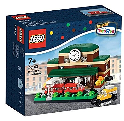 Exclusive Train Station Set 2/4 (40142) ()