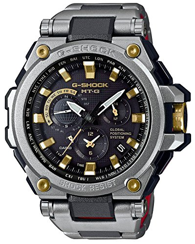 CASIO G-SHOCK MT-G GPS HYBRID WAVE CEPTOR MTG-G1000SG-1AJF MENS JAPAN IMPORT