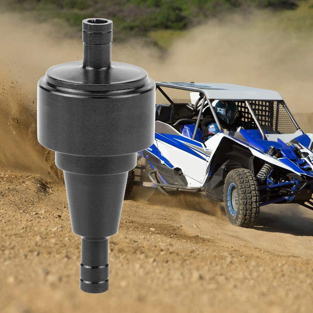 Universale Filtri Olio Filtro Carburante Benzina Gas 6 mm per Moto Pit Dirt Bici ATV Blu